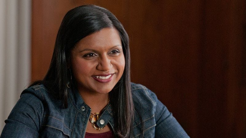 Illustration for article titled Mindy Kaling is writing another book
