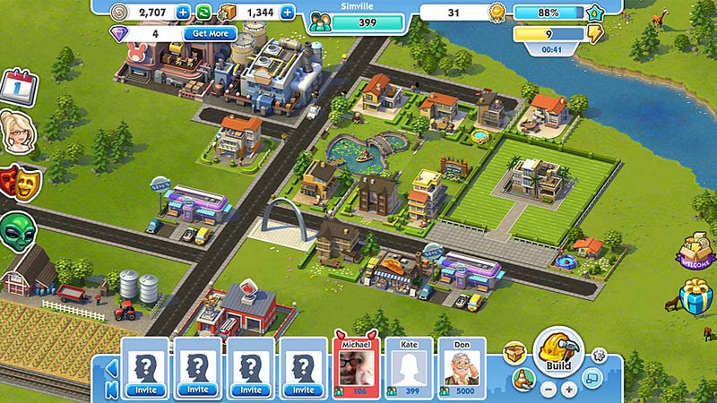 Illustration for article titled SimCity Social Is Not Exactly Sim City, But It Is Very Social