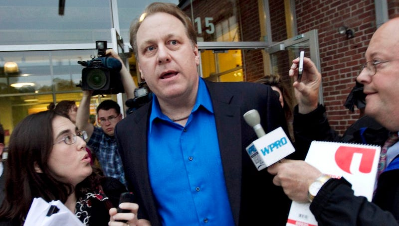 Illustration for article titled Curt Schilling Had A Heart Attack At Age 44