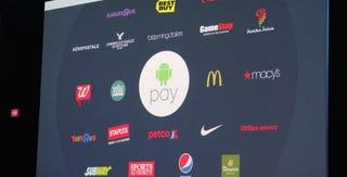 Illustration for article titled Android Pay te permitirá pagar desde el teléfono de manera sencilla