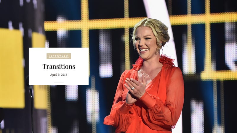 Illustration for article titled My Favorite Website, Katherine Heigl's Personal Blog, Is Pivoting to Suits Content