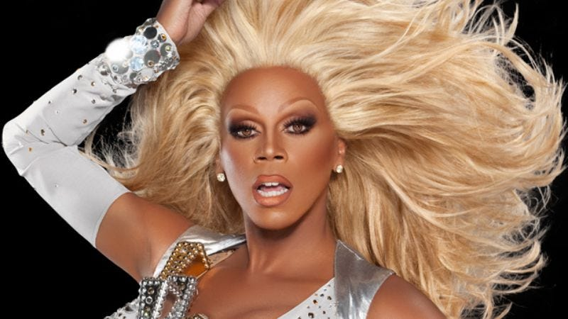 Illustration for article titled RuPaul