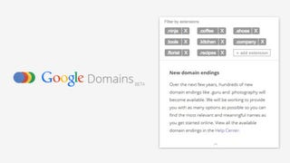 You Can Now Buy and Sell Domain Names on Google Domains