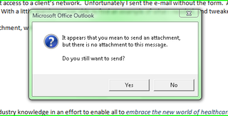 Illustration for article titled Detect Forgotten Attachments Before You Send That Email