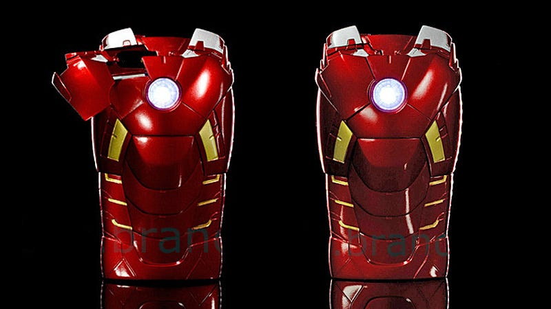 Illustration for article titled With This Iron Man Mark VII Case Your iPhone Can Join The Avengers