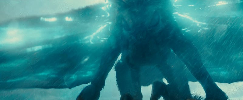 The Cool Kaiju Easter Egg Godzilla: King of the Monsters Just Flies Right Past