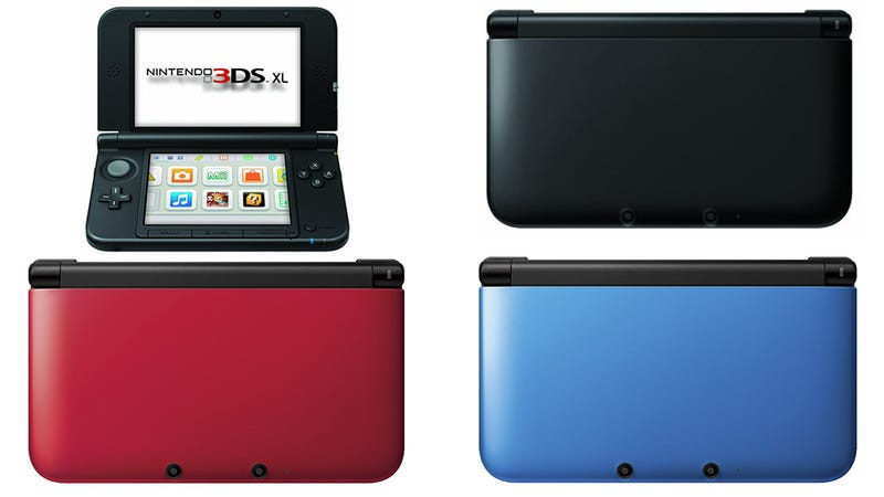 Illustration for article titled Big 3DS XL And Vita Discounts, BenQ Monitor, Graphics Cards [Deals]