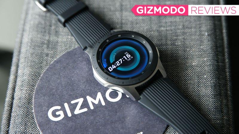 Illustration for article titled El nuevo reloj de Samsung se queda muy cerca de ser el wearable perfecto