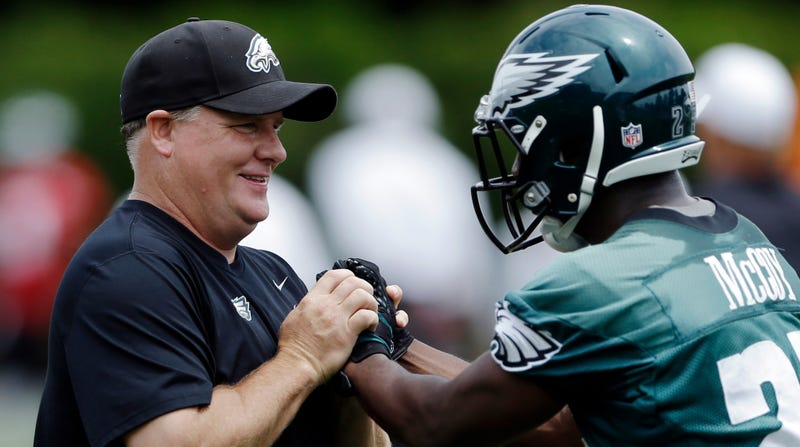 Illustration for article titled Chip Kelly vs. LeSean McCoy Beef Reaches New Beef Level