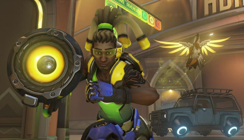 Illustration for article titled Pro Overwatch Player Wrecks Entire Team's Defense With Sneaky Lucio Boop