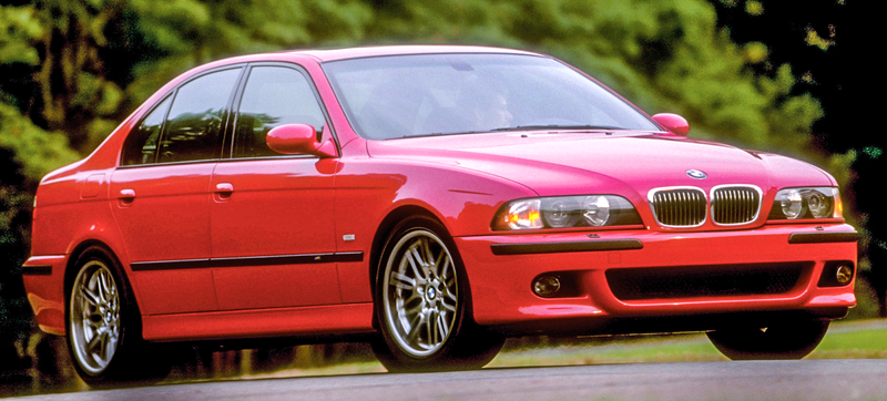 Illustration for article titled You Can Buy The Best BMW M5 Ever Made For The Price Of A Nissan Versa