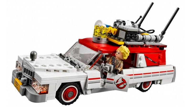 Illustration for article titled The New Ghostbusters Lego Sets Have Finally Been Revealed