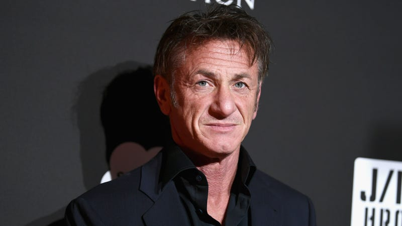 Illustration for article titled You won't believe this, but Sean Penn has a bad take on the #MeToo movement