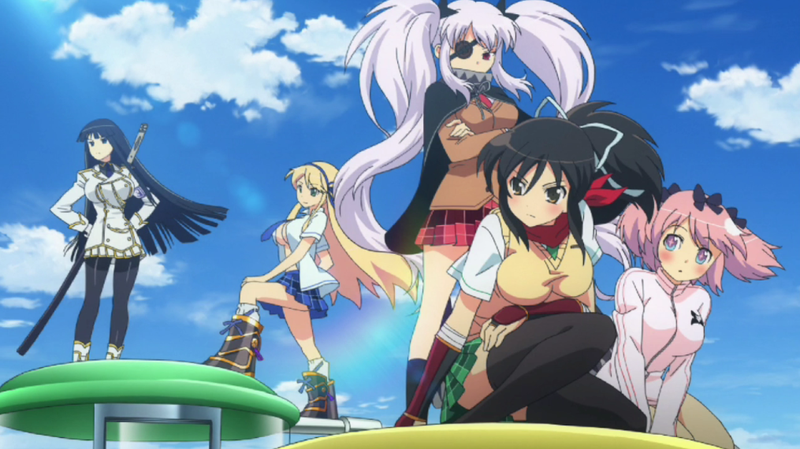 Illustration for article titled Senran Kagura Creator Is Leaving Marvelous