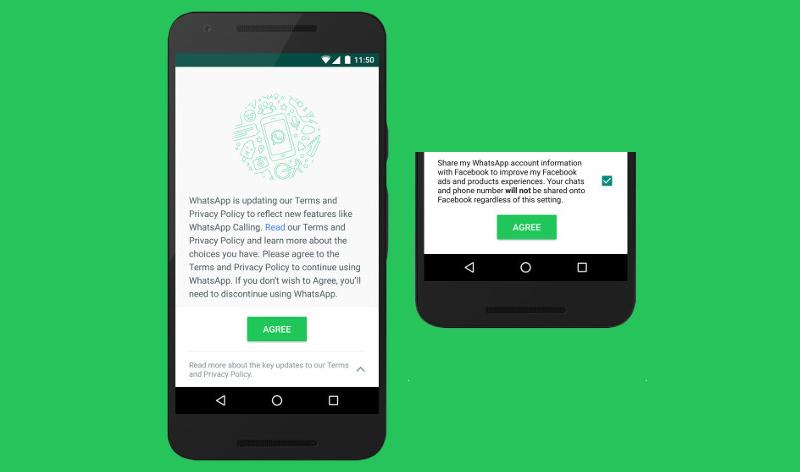 Illustration for article titled Vas a tener que aceptar los nuevos términos de WhatsApp si quieres seguir usando el servicio