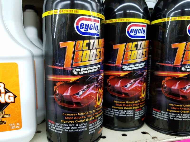 Illustration for article titled RACE FUEL ADDITIVE, NOT LEGAL FOR STREET USE!!!!!!!!!!