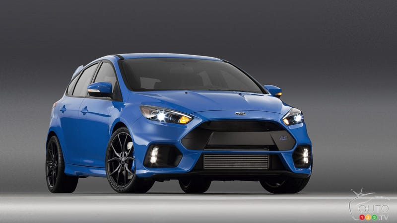 Illustration for article titled The Focus RS will require 47 thousand of my loonies :(