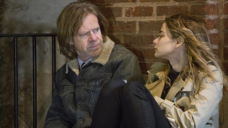 William H. Macy, Bojana Novakovic