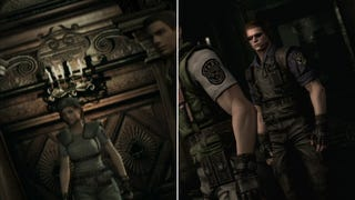 Illustration for article titled How Resident Evil HD Remaster Stacks Up Visually