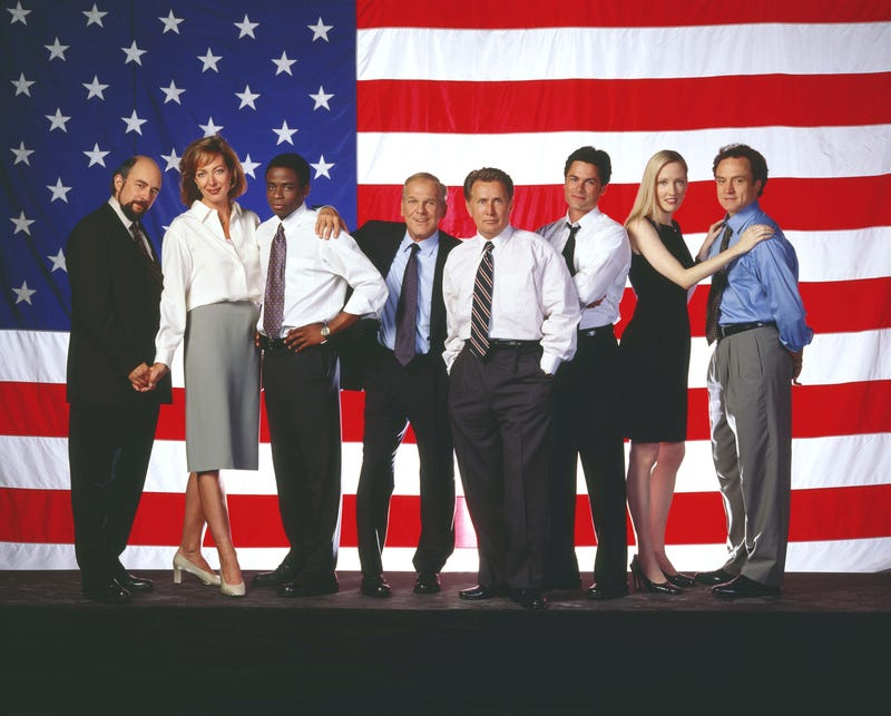 Illustration for article titled The Dudes From The West Wing Are Warring Over Who Is The Sexiest