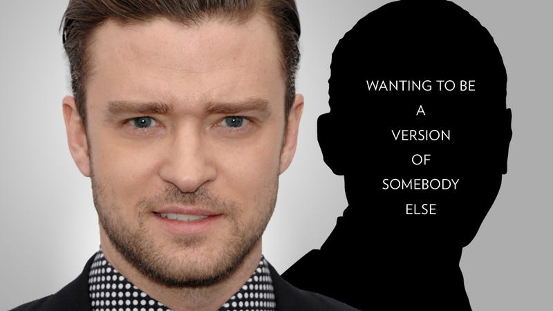 Illustration for article titled Justin Timberlake and the Whoever of Whatever