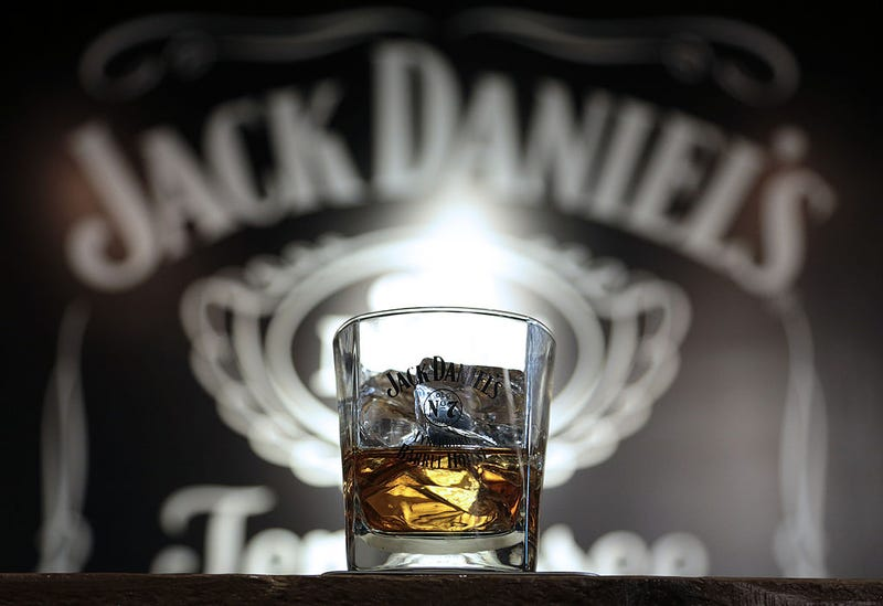A glass of Jack Daniel's whiskeyYuriko Nakao/Bloomberg via Getty Images