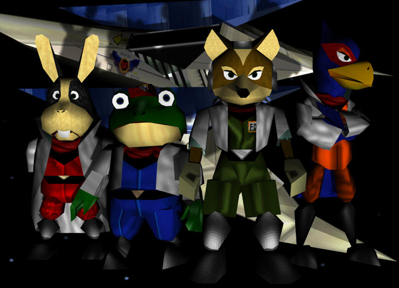 Illustration for article titled Star Fox 64 Comes To Wii U Today, And You Should Definitely Not Buy It