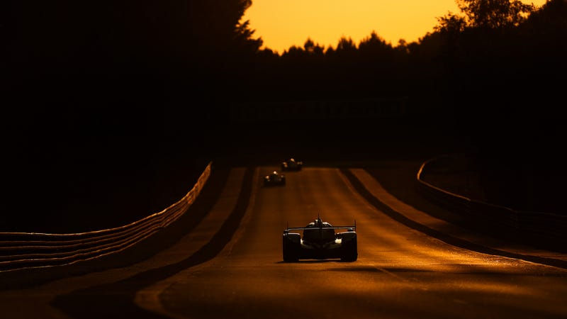 Qualifying for the 24 Hours of Le Mans. Photo credit: Dan Istitene/Getty Images