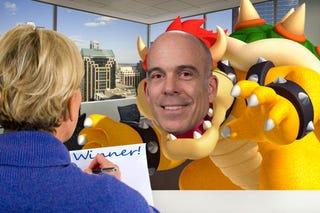 Illustration for article titled Kotaku 'Shop Contest: Bowser's Big Interview: Winners!
