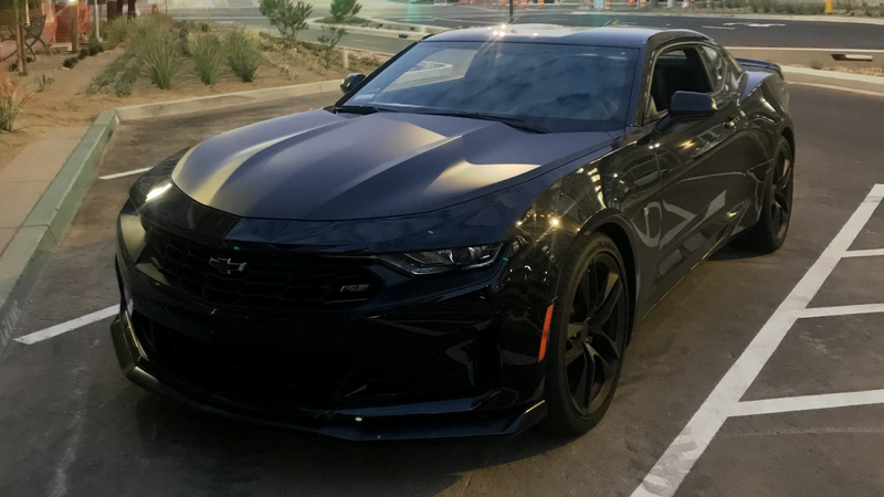 Illustration for article titled What Do You Wanna Know About The 2019 Camaro 2.0T 1LE at Autocross?