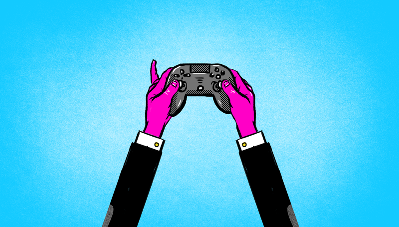 Illustration for article titled How to Be a Video Game Snob