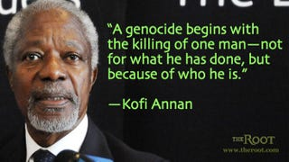 Kofi AnnanSia Kambou/Getty Images