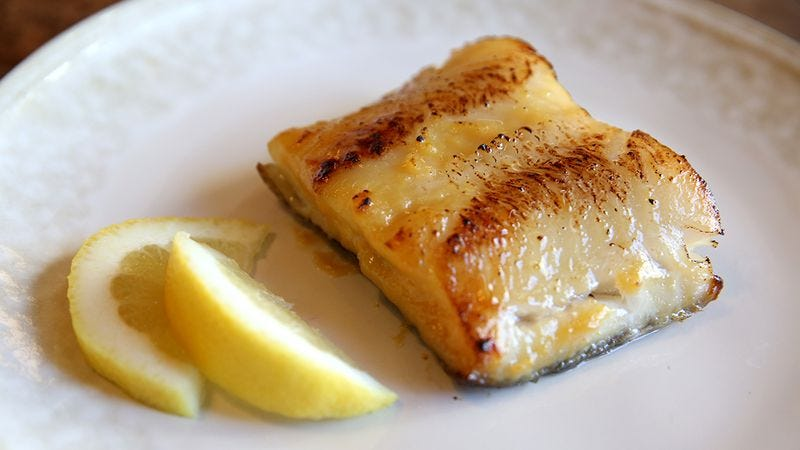 how to make miso black cod