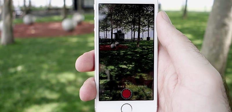 Illustration for article titled Las nuevas funciones de la cámara de iOS 8, en vídeo
