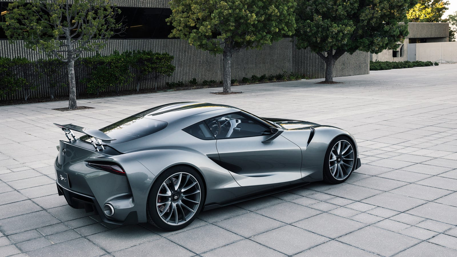 Toyotas Mythical New Supra May Have A 400Horsepower TwinTurbo V6