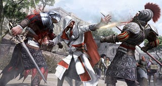 Illustration for article titled Assassin's Creed: Brotherhood Beta Comes To All PlayStation Plus Members