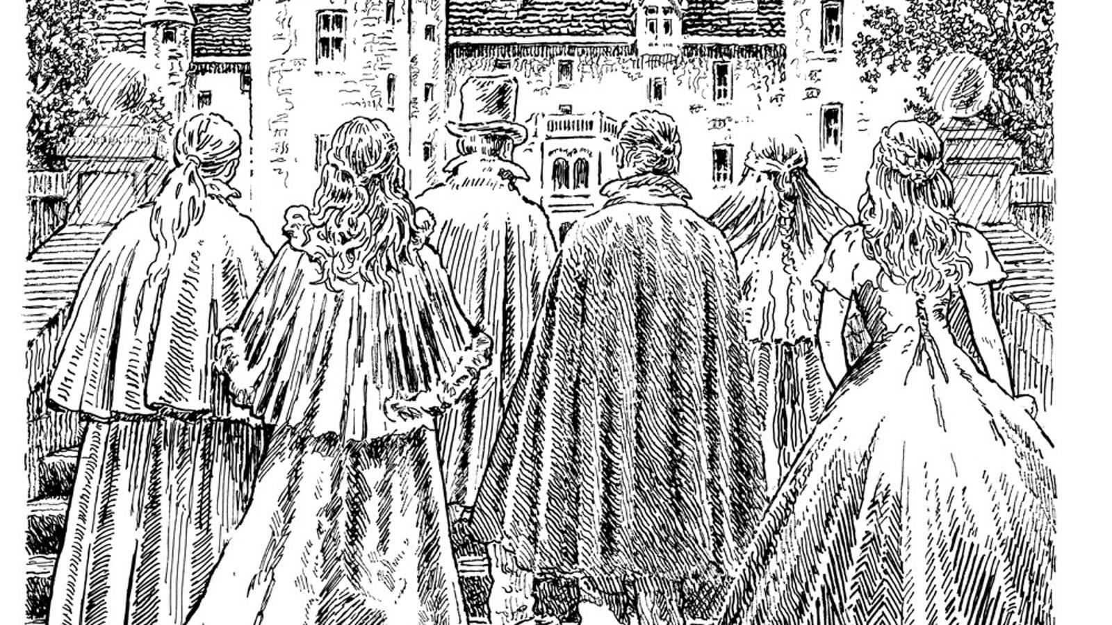 We've Got a Sneak Peek at Anne Rice's New Vampire Lestat Tale, Blood Communion