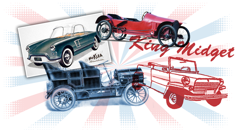 Illustration for article titled These Are The 10 Weirdest American Car Brand Names Ever