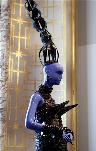 Illustration for article titled Yves Saint-Laurent's Designs Will Inspire The Robot Civilization That Survives Us