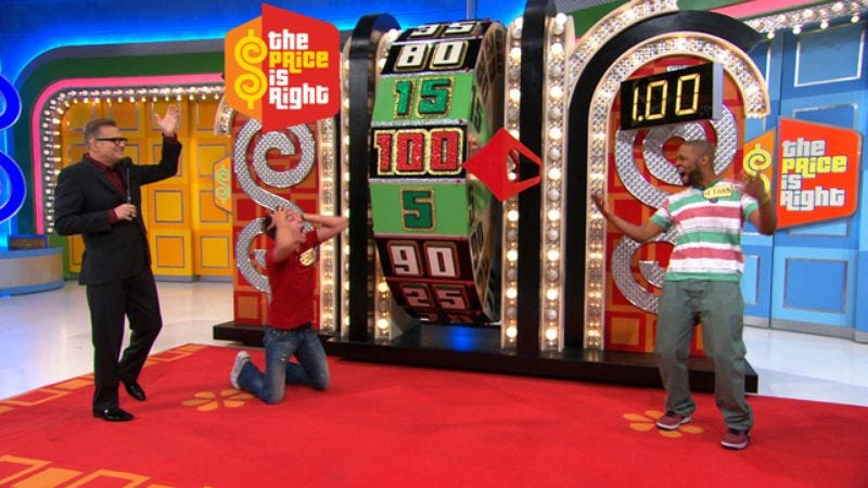 Illustration for article titled Here's what it looks like behind the scenes of The Price Is Right