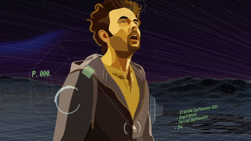 Illustration for article titled Dream Corp LLC will keep you up at night with its absurd humor
