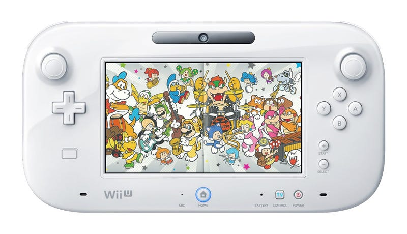 Illustration for article titled A Musical Journey of the Nintendo Wii U: The Early Years