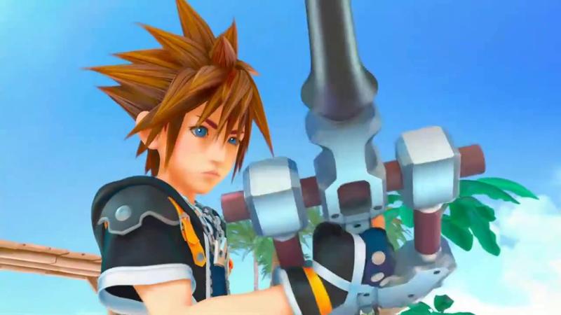 Illustration for article titled Kingdom Hearts 3luce brutal en su primer gameplay