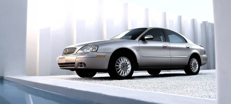 Illustration for article titled Comment Of The Day: The 'P' Stands For Mercury Sable Edition