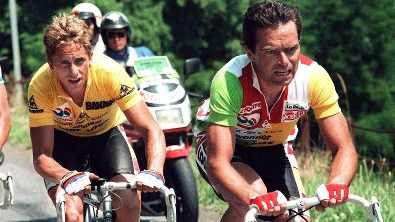 LeMond and Hinault (ESPN Films)