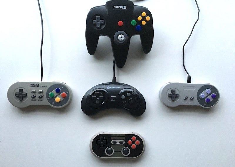 the best controllers for retro gamingWii Adapter Likewise Nintendo 64 Controller Button Layout Besides N64 #13