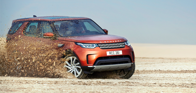 We All Thought The New 2017 Land Rover Discovery Was Going To Be A Suburban  Yuppie Mobile With Weak, Sad Off Roading Abilities. While The First Part Of  That ...