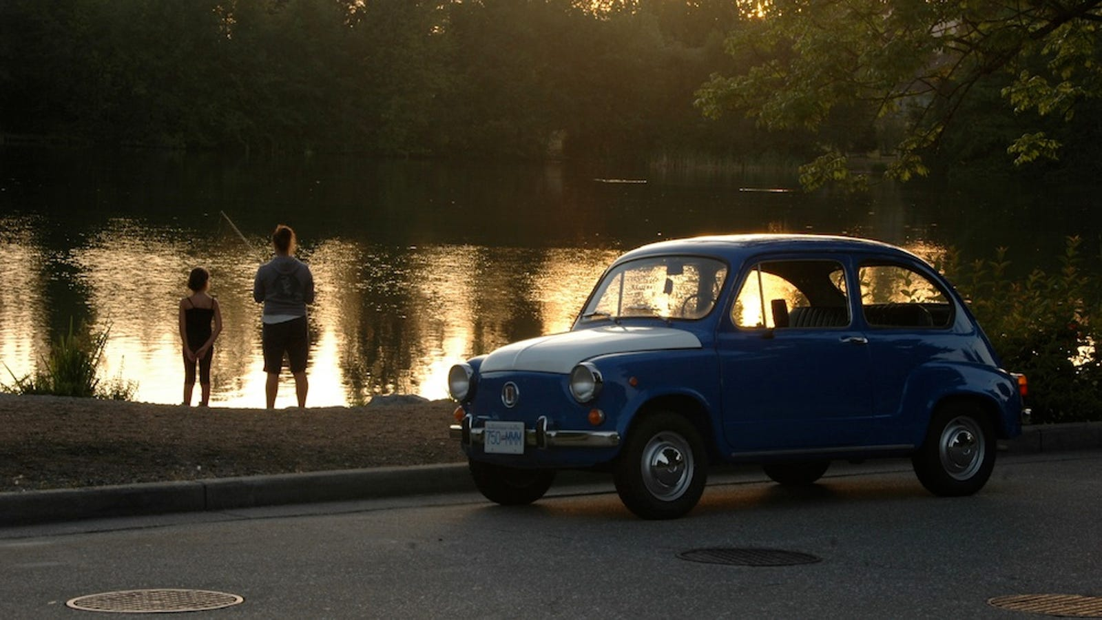 Fiat 600 - a monopoly with an Italian flavor 46