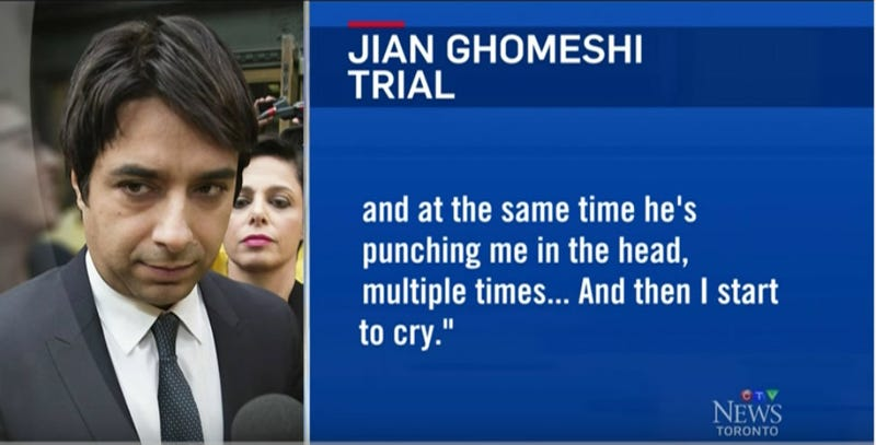 Illustration for article titled Report: Sexual Assault Charges Against Jian Ghomeshi Will Be Dropped, Second Trial Canceled