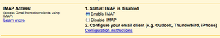 Illustration for article titled Google Adds IMAP to Gmail, World Rejoices